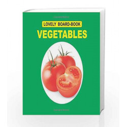 Vegetables (Lovely Board Book) by Dreamland Publications Book-9781730165344