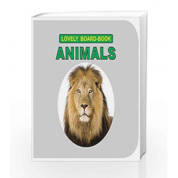 Animals (Lovely Board Book) by Dreamland Publications Book-9781730165696