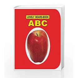 ABC (Lovely Board Book) by Dreamland Publications Book-9781730168796