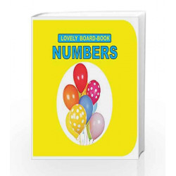 Numbers (Lovely Board Book) by Dreamland Publications Book-9781730168956