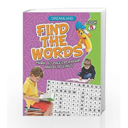 Find the Words - Part 5 by Dreamland Publications Book-9781730176975