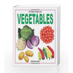 Vegetables (My Best Book) by Dreamland Publications Book-9781730198519
