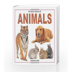 Animals by Dreamland Publications Book-9781730198601