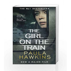 The Girl on the Train: Film tie-in by ORIENT Book-9781784161750