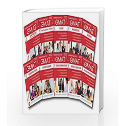 Complete GMAT Strategy Guide Set (Manhattan Prep GMAT Strategy Guides) by Manhattan Prep Book-9781941234105