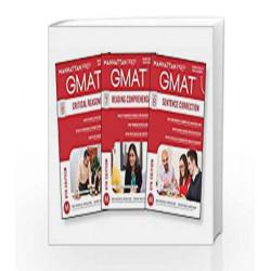 GMAT Verbal Strategy Guide Set (Manhattan Prep GMAT Strategy Guides) by Manhattan Prep Book-9781941234129