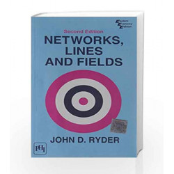 Networks, Lines and Fields by Ryder J.D Book-9788120302990