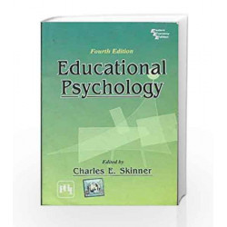 Educational Psychology by Skinner C E Book-9788120303027