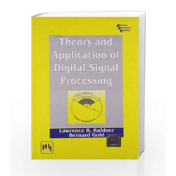 Theory and Application of Digital Signal Processing by Rabiner Book-9788120305014