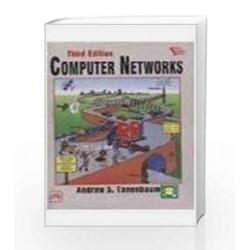 Computer Networks, 3/E by Tanenbaum Book-9788120311657