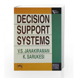 Decision Support Systems by Janakiraman Book-9788120314443