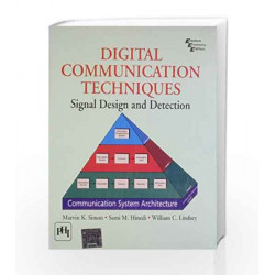 Digital Communication Techniques: Signal Design and Detection by Simon Book-9788120314733