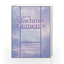 Design of Machine Elements by Sharma C.S Book-9788120319554