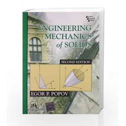 Engineering Mechanics of Solids by Popov E Book-9788120321076