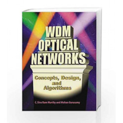 WDM Optical Networks: Concepts, Design, and Algorithms by OBS Book-9788120321298