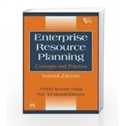 Enterprise Resource Planning: Concepts and Practice by Garg Book-9788120322547