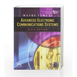 Advanced Electronic Communications Systems by Tomasi Book-9788120324978
