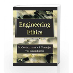 Engineering Ethics (Includes Human Values) by Govindarajan M Book-9788120325784