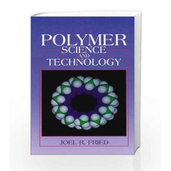 Polymer Science and Technology by Fred Book-9788120327702