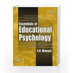 Essentials of Education Psychology by Mangal S.K Book-9788120330559