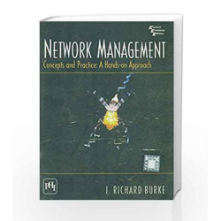 Network Management - Concepts & Practice : Hands by Burke Book-9788120333673