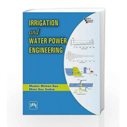 Irrigation and Water Power Engineering by Das Book-9788120335875