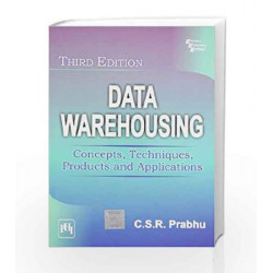 Data Warehousing: Concepts, Techniques, Products and Applications by Prabhu Book-9788120336278
