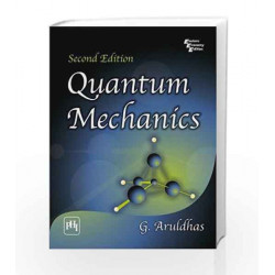 Quantum Mechanics by Aruldhas G Book-9788120336353
