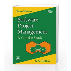Software Project Management: A Concise Study by Kelkar S. A. Book-9788120336728