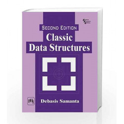 Classic Data Structures by Samanta Book-9788120337312