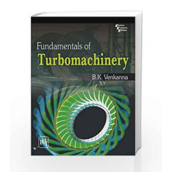 Fundamentals of Turbomachinery by Venkanna B.K Book-9788120337756