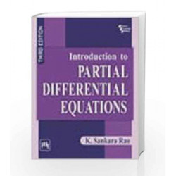 Introduction to Partial Differential Equations by Rao K.S Book-9788120342224