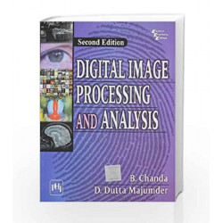 Digital Image Processing and Analysis by Chanda Book-9788120343252
