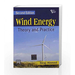 Wind Energy: Theory and Practice by Ahmed S Book-9788120344907