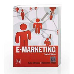 E - Marketing by Strauss J Book-9788120345010