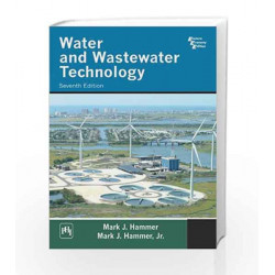 Water and Wastewater Technology by Hammer M.J Book-9788120346017