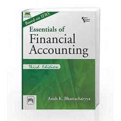 Essentials of Financial Accounting by Bhattacharyya Book-9788120346512