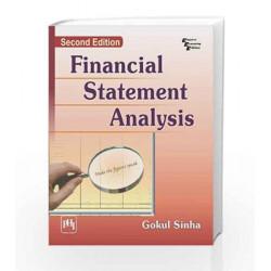 Financial Statement Analysis by Sinha Book-9788120346604