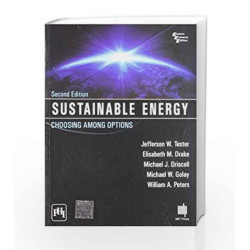 Sustainable Energy by TESTER Book-9788120348103