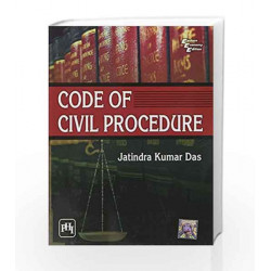 Codes of Civil Procedure by Das J.K Book-9788120348295