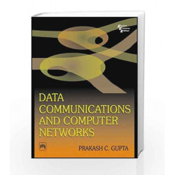Data Communications and Computer Networks by Gupta P.C Book-9788120348646