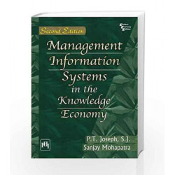 Management Information Systems in the Knowledge Economy by Joseph P.T Book-9788120348769