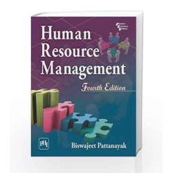Human Resource Management by Biswajeet P Book-9788120349629