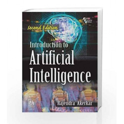 Introduction to Artificial Intelligence by Rajendra Akerkar Book-9788120349971