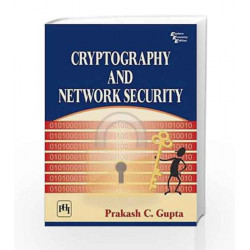 Cryptography and Network Security by Prakash C. Gupta Book-9788120350458
