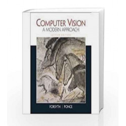 Computer Vision: A Modern Approach by Ponce Jean Book-9788120350601