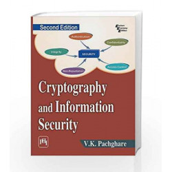 Cryptography and Information Security by V. K. Pachghare Book-9788120350823
