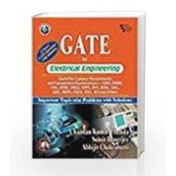 GATE for Electrical Engineering by Kumar Book-9788120350960