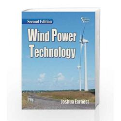 Wind Power Technology by Joshua Earnest Book-9788120351660