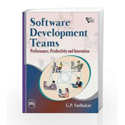 Software Development Teams: Performance, Productivity and Innovation by HONORE DE BALZAC Book-9788120351790
